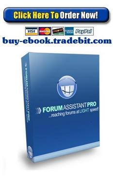 Product picture Forum Assistant Pro