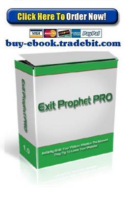 Product picture Exit Prophet Pro