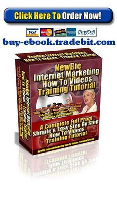Product picture Newbie Internet Marketing How To Videos