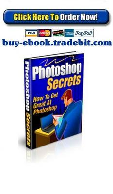 Product picture Photoshop Secrets