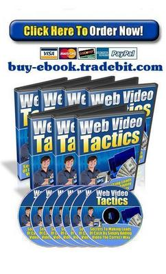 Product picture Web Video Tactics