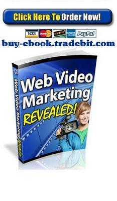 Product picture Web Video Marketing Revealed