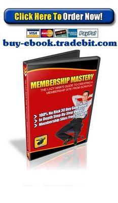 Product picture Membership Mastery