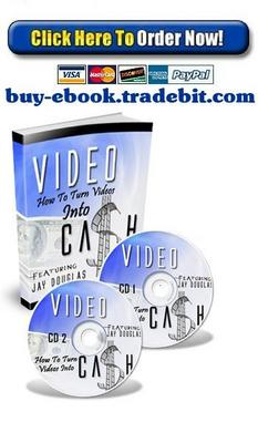 Product picture How To Turn Videos Into Cash