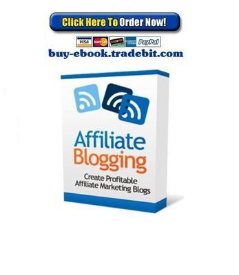 Product picture Affiliate Blogging