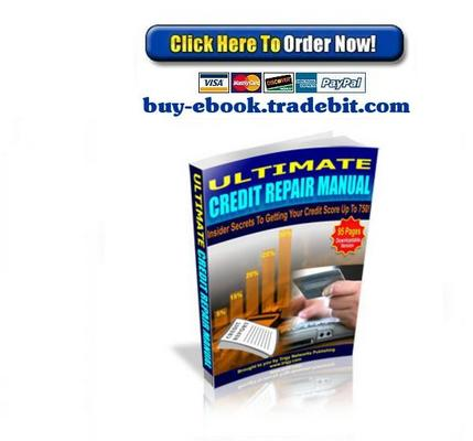 Product picture Ultimate Credit Repair Manual
