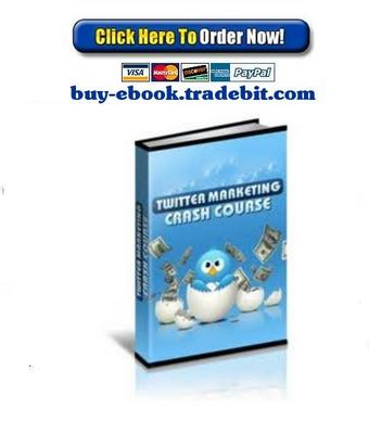 Product picture Twitter Marketing Crash Course